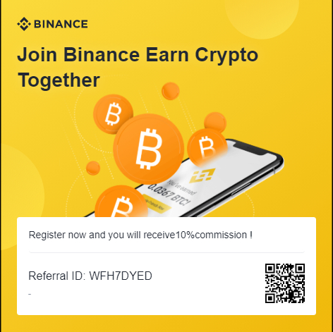 binance promo code discount